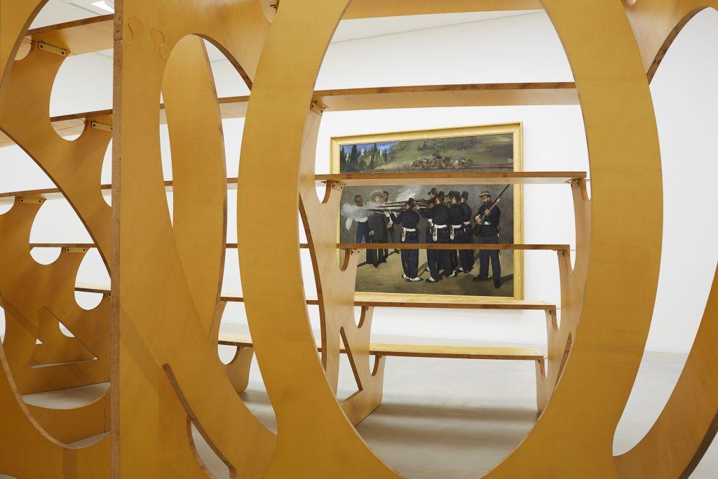 © VG Bild- Kunst, Bonn 2018, Foto: Kunsthalle Mannheim / Rainer Diehl