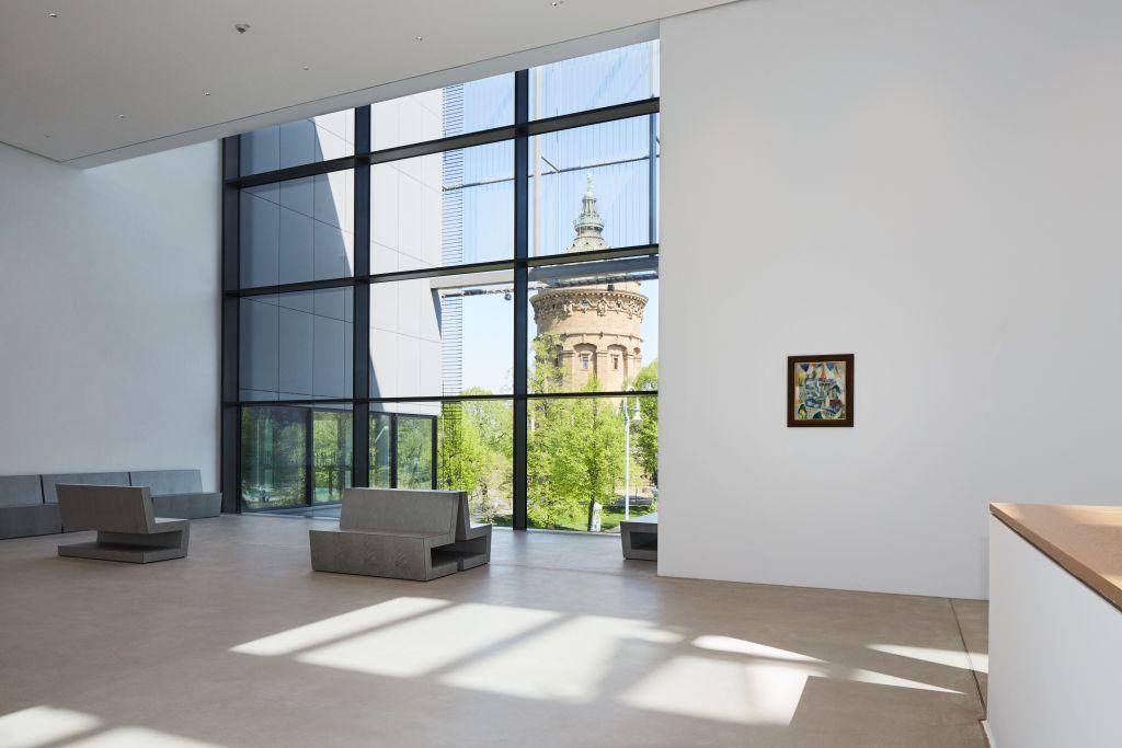 © Kunsthalle Mannheim / Rainer Diehl