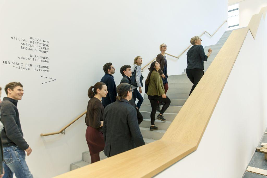 @Kunsthalle Mannheim / Dietrich Bechtel