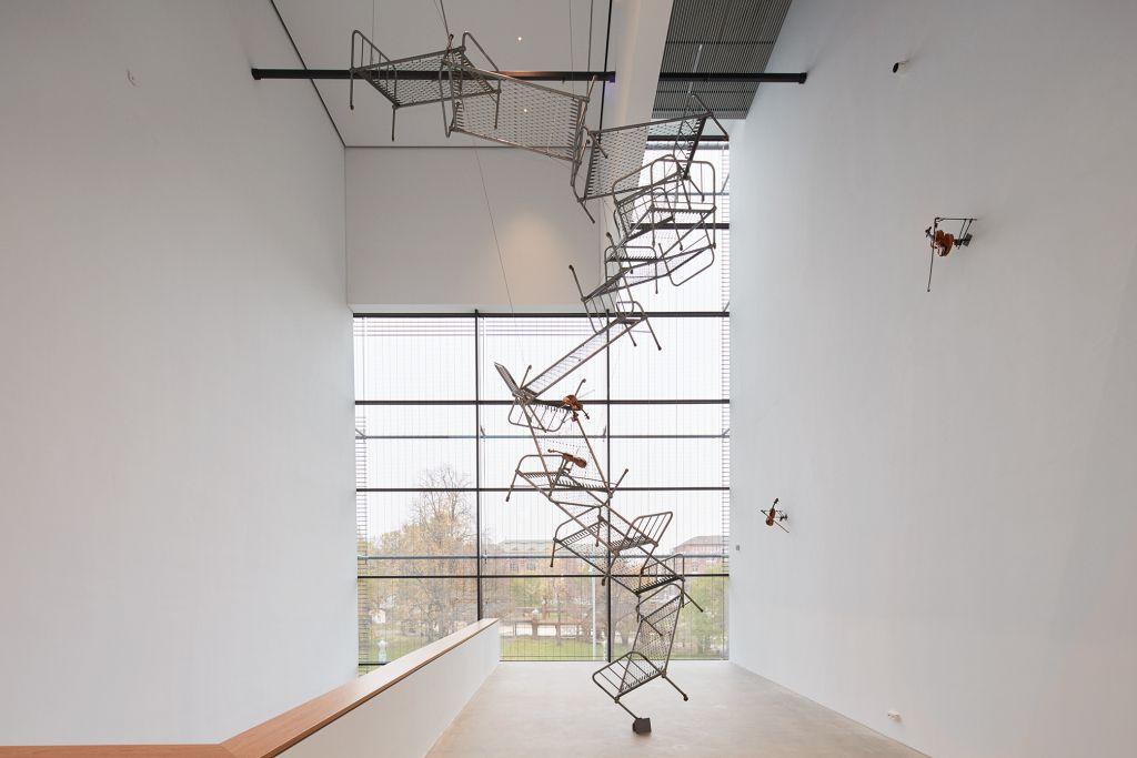 © VG Bild-Kunst, Bonn 2017 Foto: Kunsthalle Mannheim / Rainer Diehl