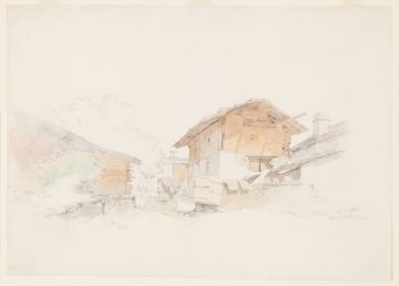 Carl Graeb (1816 - 1884), Rodels, 1868